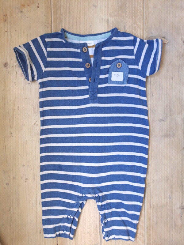 80c08ae4f Next baby nautical rompers suit | in Leicester, Leicestershire | Gumtree