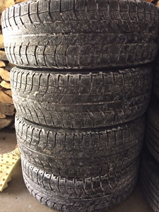 2012 Honda Civic tires on rims (used)