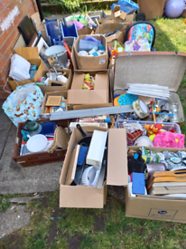 Very large carboot joblot