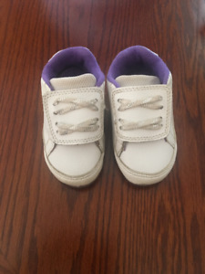 Leather Baby Etnie Runners