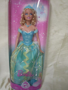 New in Box BARBIE doll