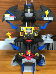 Fisher Price Imaginext DC Super Friends  Changing Batman Tower