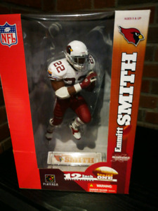 "Emmitt Smith 12"" variant McFarlane figure"