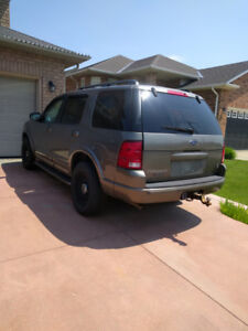 Ford Explorer Limited Edition 4x4