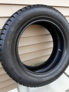 New - Set of (4) Snow Tires - 17 inch Winterquest Duration