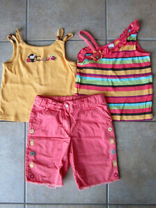Gymboree Size 6-7 Summer Outfit
