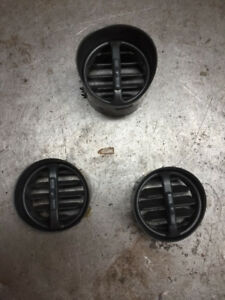 Vents ducts ventilation 1993-2002 Pontiac Firebird