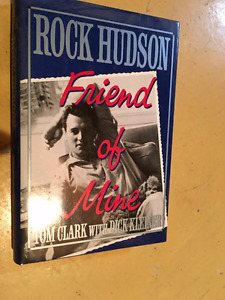 Hard Cover Rock Hudson