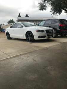 2010 Audi A5 Premium Plus