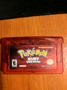 Looking for Pokemon Leaf Green