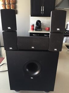 5.1 JBL Home Theater System
