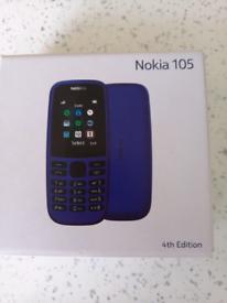 Nokla 105 basic mobile phone