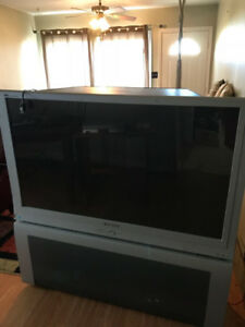 "52"" 2005 Big Screen TV for sale, PERFECT condition!"