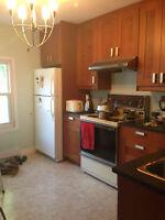 3 1/2 for rent, full renovations