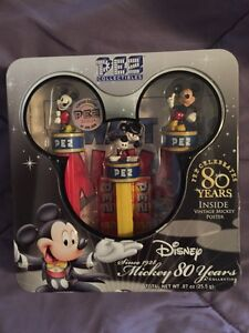 Pez Collectable Mickey Mouse 80 Years Strathcona County Edmonton Area image 1