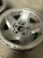 Rims for a S/10 Chevy pickup