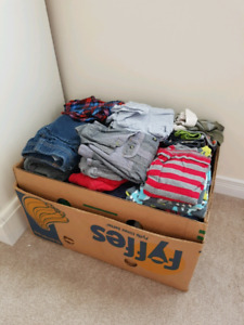 Large lot of baby boys size 18 months clothes