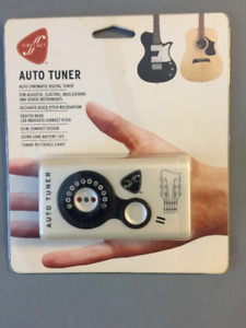 GUITAR TUNER - FIRST ACT - BRAND NEW