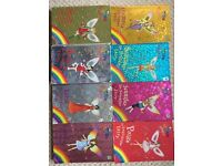 6 Rainbow Magic Books