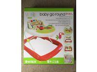 BRAND NEW RED KITE SAFARI BABY GO ROUND JIVE WALKER