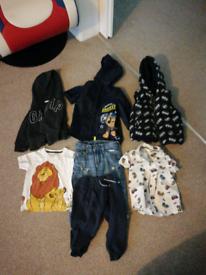 Child's clothing size 12-24