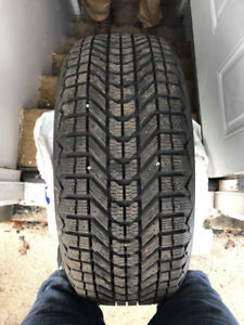 Fire Stone 235/55/17 Winter tires (Brand new)