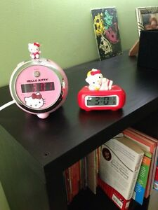 Hello Kitty Alarm clocks