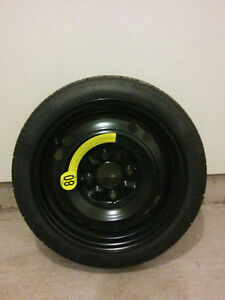 Spare Tire T125/70D15