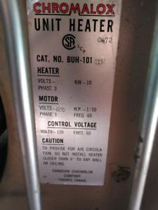 Chaufrette 600 volt se branche sur le 550