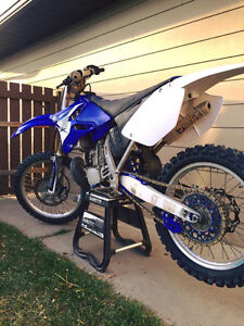 Two,     2014 Yz 250