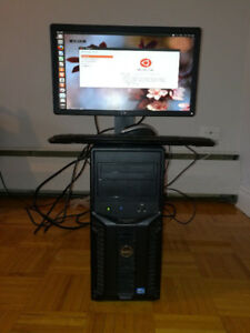 New Dell server + 7TB hard drive