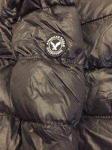American Eagle men's down jacket size S new condition Kitchener / Waterloo Kitchener Area image 6