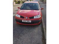 1.4 Renault Megane for sale