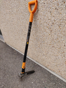 Stand-Up Lawn Weeder (D-handle, 3 claw)