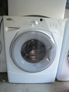 Whirlpool Duet Sport Washer With Pedestal
