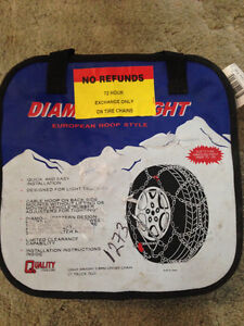 Brand New Tire Chains