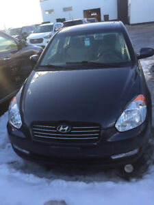 2010 Hyundai Accent for Parts