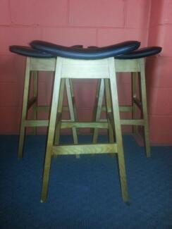 SECONDS SALE!! Replica Allegra bar stool SET OF THREE (B) Newstead Brisbane North East Preview