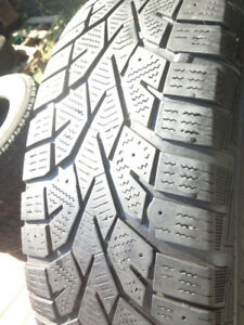 4 Nord Frost  Winter tires 185-65-15