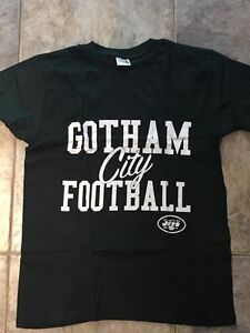 NY JETS Gotham City NFL Football Bud Light T Shirt