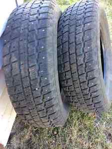 195/70/14 weather master snow groove cooper tires