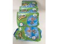 Huggies Little swimmers swim nappies size 3-4 - 38 nappies in total