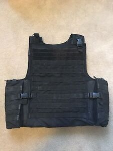 Molle Plate Carrier Panel