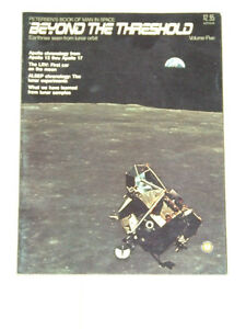Petersen's 1974 book about space: Beyond the Threshold