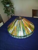 Lampe Tiffany artisanale