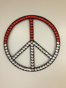 Large Peace Sign