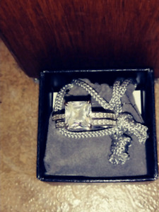 Engagement Ring Set Pick Up Only