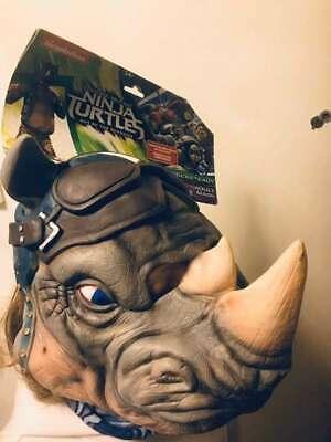 Raphael Maske Fasching Karneval ab 14 Jahre oder Erwachsene (Ninja Turtles Raphael Kostüm)