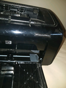 HP wire less ink jet printer $20
