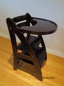 High chair stokke type